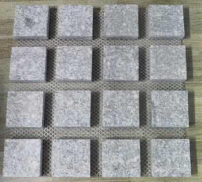 angaben warenart pflaster auf netz aus granit bearbeitung. Black Bedroom Furniture Sets. Home Design Ideas