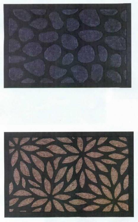 Andere Teppiche Und Andere Fußbodenbeläge Aus Filz - Fliesen beflocken
