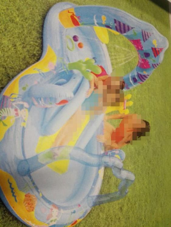 Altri oggetti ed attrezzi per l 39 educazione fisica for Piscine gonfiabili per bambini