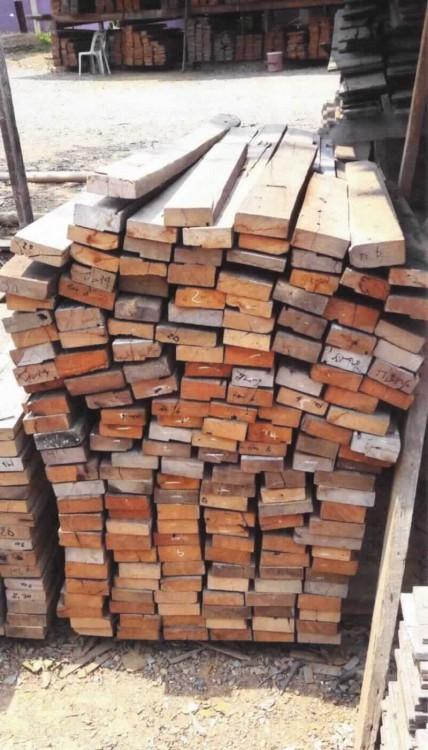 6 anderes Holz, in der Längsrichtung gesägt oder u2026 ~ 10133749_Teakholz Liegestuhl Gebraucht
