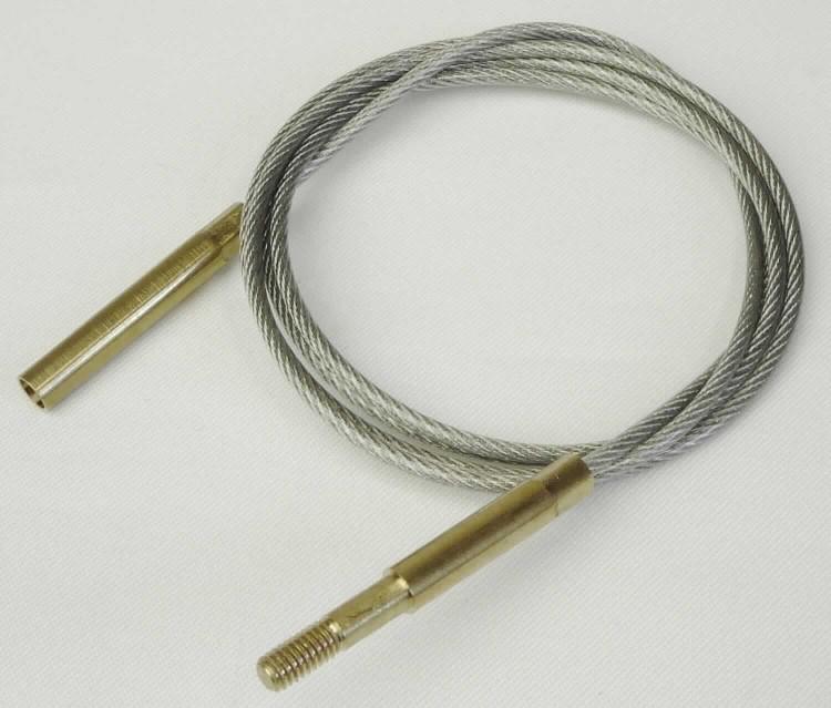 aus nicht rostendem Stahl / Litzen, Kabel und Seile