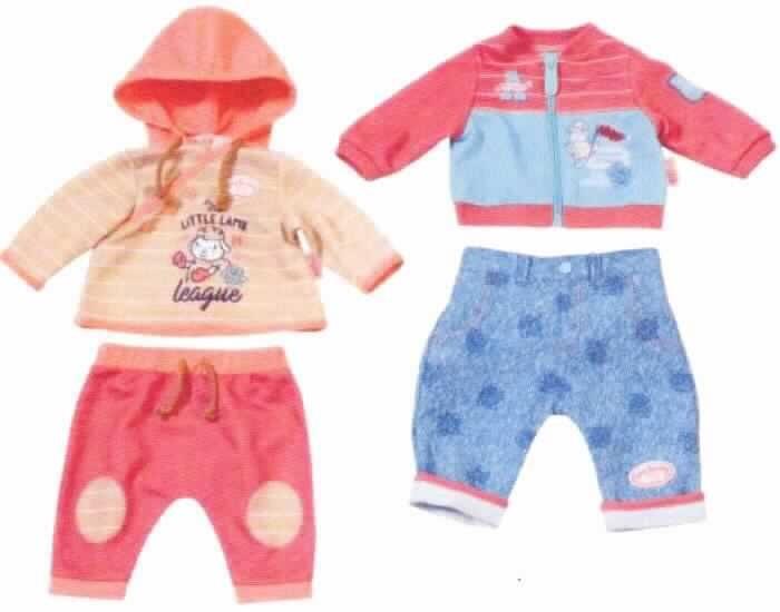Puppen & Zubehör verschiedene  Teile Babypuppen & Zubehör Puppenkleidung