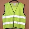 kompletně otevřené; vesty; bez rukávů; z polyesteru; se zapínáním/vázáním;…