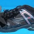 Trainingsschuhe (lt. Antrag Trainingsschuhe, Artikel-Nr. 7280044), siehe Foto,  - mit Laufsohlen aus Kunststoff,  - mit Oberteil aus Spinnstoff (den größten Teil der Außenfläche bildend)...