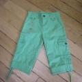 pantalon; tissu; coton; à la taille; avec poche; avec ourlet;…