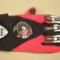 """Handschuhe, sog. Handschuh """"Nico"""", Größe Men`s M, siehe Foto - als Fünffingerhandschuhe gearbeitet, - lt. Untersuchungsergebnis mit folgendem Aufbau: -- Handinnenfläche, Innenseite..."""