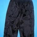 Lange Hose aus Geweben der Pos. 5903, für Frauen, sog. Unisex Hose (PU coating),  No. 34-40105, in Erwachsenengröße, siehe Foto, - aus 0,1 mm dicken, einseitig (Innenseite) mit Kunststoff...