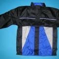 Mantel aus Geweben der Pos. 5903, für Männer, sog. Herren Jacke  (Milky coating),  No. 34-40101, Größe XL, siehe Foto, - aus verschiedenen 0,1 mm dicken, einfarbigen, einseitig (Innenseite)...