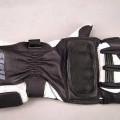 """Handschuh, Modell """"Bristol"""", Größe M, siehe Fotos - als Fünffingerhandschuh konfektioniert, - lt. Untersuchungsergebnis : -- überwiegende Teile der Handinnenfläche, Innenseite..."""