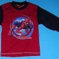 """Zweiteilige Zusammenstellung (modisches Unterhemd und lange Hose), sog. Pyjama """"Spiderman"""", Größe 6, siehe Fotos, - gemeinsam für den Einzelverkauf aufgemacht, - nach Schnitt, Material,..."""