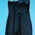 Zweiteilige Zusammenstellung bestehend aus einer Bluse und einem slipähnlichen Kleidungsstück für Frauen, sog. Baby Doll (Schlafanzug), Hersteller- Artikelnummer 2301, Größe S, siehe beigefügte...