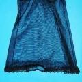 Zweiteilige Zusammenstellung bestehend aus einem Unterhemd und einem slipähnlichen Kleidungsstück für Frauen, sog. Hauskleid (Negligee) mit Damenslip, Hersteller- Artikelnummer 15MM2042, Größe...