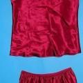 Zweiteilige Zusammenstellung (Bluse und Unterhose), sog. Da - Shorty - Set, Artikelnummer: 2833077, Größe 36/38, siehe beigefügte Fotos, - in gemeinsamer Aufmachung für den Einzelverkauf, -...