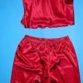 Zweiteilige Zusammenstellung (Bluse und lange Hose), sog. Da - Shorty - Set, Artikelnummer: 2833051, Größe 36/38, siehe beigefügte Fotos, - in gemeinsamer Aufmachung für den Einzelverkauf, -...