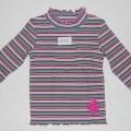 Pulloverähnliches Kleidungsstück, sog. Pullover/ Unterziehpullover für Frauen oder Mädchen, PJN 34258, Größe 98/104, siehe Foto - aus 1,1 mm dicken (somit nicht leichten), buntgewirkten...