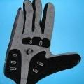 Handschuhe, sog. Fahrradhandschuhe, Artikel 8577 FULL FINGER GEL LITE RACE GLOVE, Größe M, siehe Fotos, - als Fünffingerhandschuhe gearbeitet, - lt. Untersuchungsergebnis mit folgendem Aufbau: -...