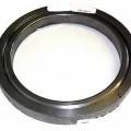 Schwungring für Schwingungsdämpfer - in Form eines aus Stahl gedrehten runden Ringes (Material Grauguss) mit ganzseitig   umlaufender Nut (Abbildung siehe Anlage), - zum Einsatz in das Gehäuse...
