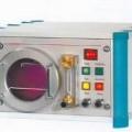 Niederdruck Plasmaanlage - in einem Gehäuse (Abmessungen BxHxT 345x220x420 mm, Gewicht ca. 20 kg) mit   Plasmakammer, Gaszuführung, Plasmagenerator, Elektroden und Warenträger,    Steuerung,...