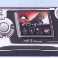 Anderes als von den Unterpositionen 9504 10 bis 9504 40 erfasstes Gesellschaftsspiel,  sog. elektr. Spielekonsole mit MP3-Abspielmöglichkeit.  Die Ware besteht aus -einem batteriebetriebenen,...