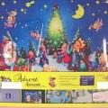 Anderes als von den Unterpositionen 9504 10 bis 9504 40 erfasstes Gesellschaftsspiel, in Form einer Warenzusammenstellung in Aufmachung für den Einzelverkauf, sog. Weihnachtskalender mit integriertem...