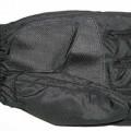 Handschuh (Style 8767 Zephrr Shell Glove), Größe M, siehe Fotos, - als Fünffingerhandschuh gearbeitet, - lt. Untersuchungsergebnis mit folgendem Aufbau: - - Handinnenfläche, Innenseiten der...