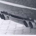 Erkennbares Karosseriezubehör, keine Stoßstange, für Kraftfahrzeuge der Position 8703, nicht zur industriellen Montage unter zollamtlicher Überwachung bestimmt, in Form eines Heckdiffusors...