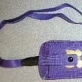 de matière textile; avec cordon; de matière plastique; avec logo;…