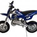 motorcykel; med bensinmotor; för persontransport; förbränningskolvmotor