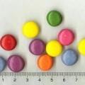 cukry; cukrovinky; kakao; barvené; čokoláda