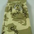 tekstiiliainetta; vuorillinen; pussi; tarranauhallinen; vyön…