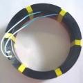 Selbstinduktionsspule (Abbildung siehe Anlage), - aus einer Kupferdrahtwicklung auf einem ringförmigen Kunststoffkörper mit zwei   Anschlusskabeln, - mit einer Induktivität von 3400 mH, -...