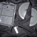 light fittings; polycarbonates