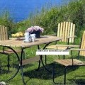 av trä; möbler; trä; delar till möbel; till trädgården; bord