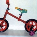 for children; bicycles; wheeled toys