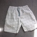 of cotton; with drawstring; for unisex; woven; shorts