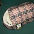 iš tekstilės medžiagos; gyvūnams; kimštiniai