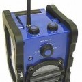 Radio - aus einem AM/FM-Tuner, Tonfrequenzverstärker und Lautsprecher in einem    robusten Kunststoffgehäuse (Abmessungen: 245 x 170 x 205 mm) mit Batteriefach,    Bedienelementen, Buchsen...