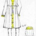 z tkaniny; pro ženy; z polyesteru; vycpávané; vatované; límce;…