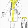 z tkaniny; pro ženy; z polyesteru; vycpávané; vatované; kapuce;…