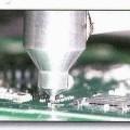 zařízení pro čištění; elektronické sestavy; pro pájení (na měkko);…