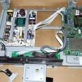 nyomtatott áramkörök; televíziókészülékek alkatrészei; elektromos…