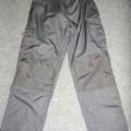 pantalon; tissu; avec poche; de fibre synthétique; avec empiècement;…