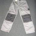 pantalon; tissu; polyester; coton; avec poche; avec fermeture…