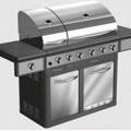 lids; electric; gas burners; compression refrigerators