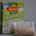 rizs; előfőzött; fehér