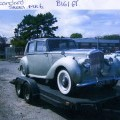 A 1950 STANDARD STEEL SPORTS SALOON BENTLEY MK VI  MOTOR VEHICLE. CHASSIS No B161 GT, ENGINE No B 80 G, ORIGINAL REGISTRATION MMB 387.