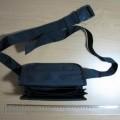 iz tekstilnih materialov; torbe; pasovi; s predelki; strojno…