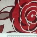 tkaniny; z polyesteru; s tištěným vzorem; laminované textilie;…