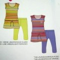 camiseta; sin mangas; de punto; de viscosa; de fibra artificial;…