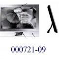 Bilderrahmen aus Aluminium und Kunststoff (Abmessungen: (LxHxT) 17,6 x 15 x 1,5 cm) mit integrierter digitaler Uhr und Datumsanzeige. Die digitale Uhr und Datumsanzeige wird über eine Knopfbatterie...